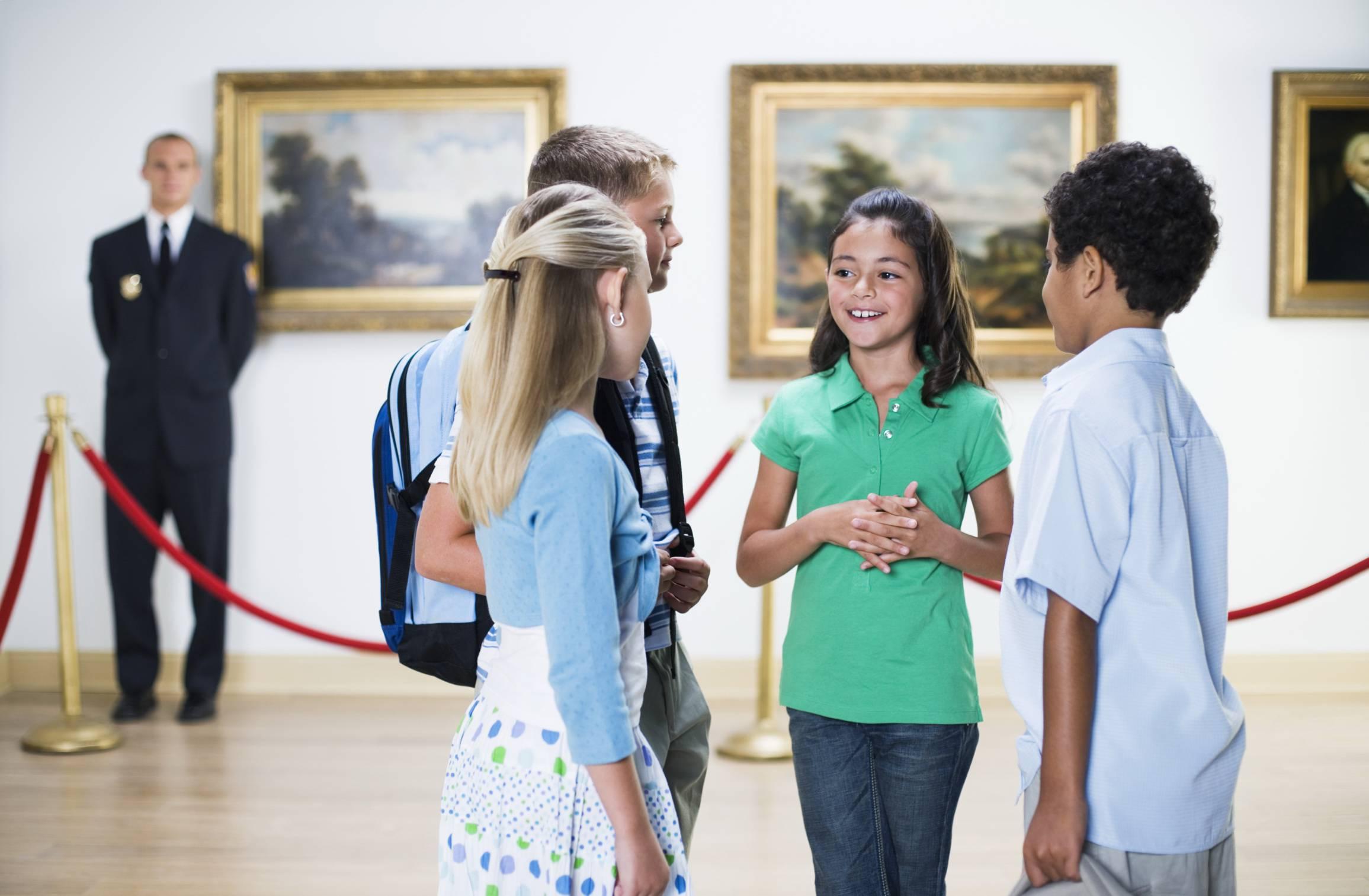 Musei a misura di bimbo: un buon modo per educarli al piacere della scoperta