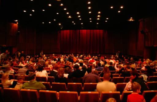 interno di un teatro