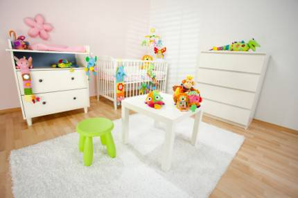 Come arredare la stanza del neonato - Guide per il consumatore...