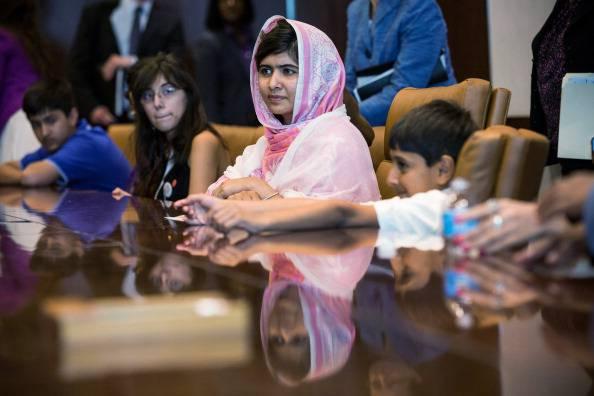 Malala Yousafzai, Attivista per l'istruzione delle bambine, parla all'ONU