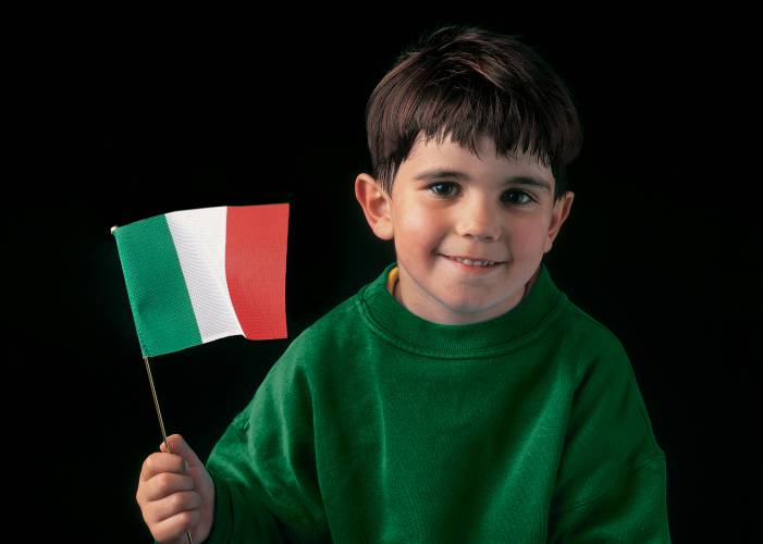 bambini in italia