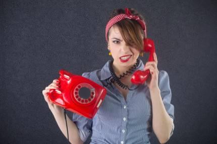 Molestia telefonica