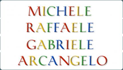Michele Raffaele Gabriele Arcangelo