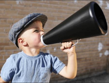 Il linguaggio dei bambini