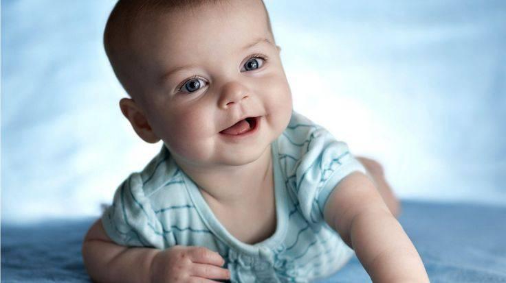 bambini 5 mesi comunicano