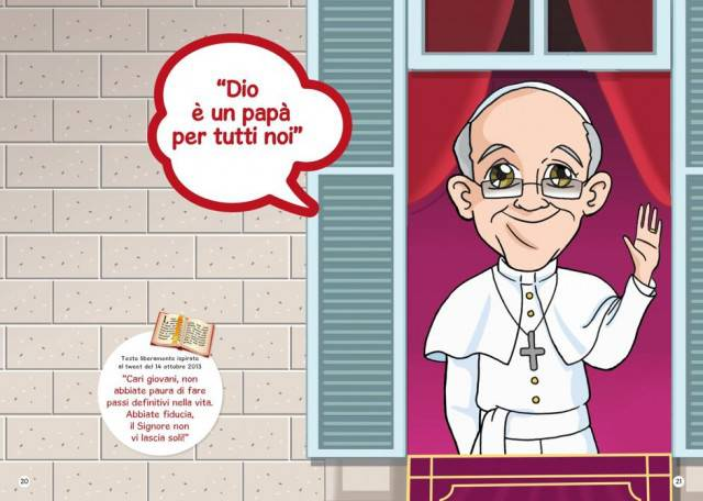 Papa: Francesco saluta i bimbi