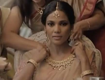 tarishq pubblicità sulle seconde nozze