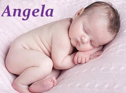 Nome angela