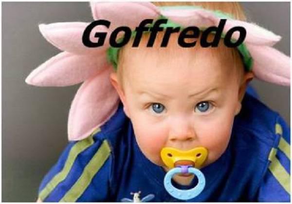 Nomi, significati e onomastici: oggi si festeggia Goffredo