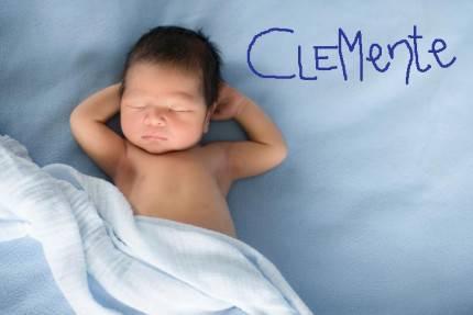 bambino neonato