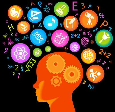 cervello pensante, figura