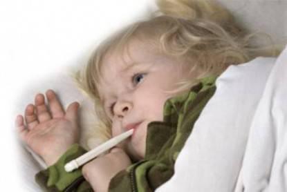 febbre nei bambini