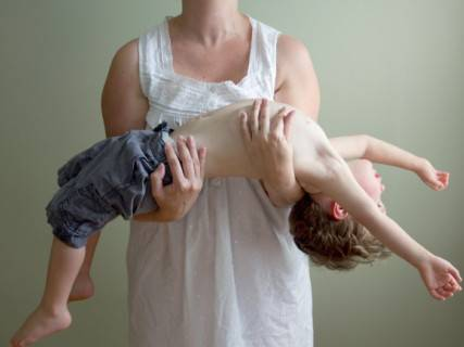 bimbo e madre