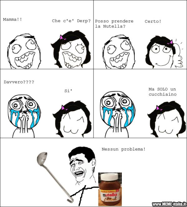 vignetta nutella