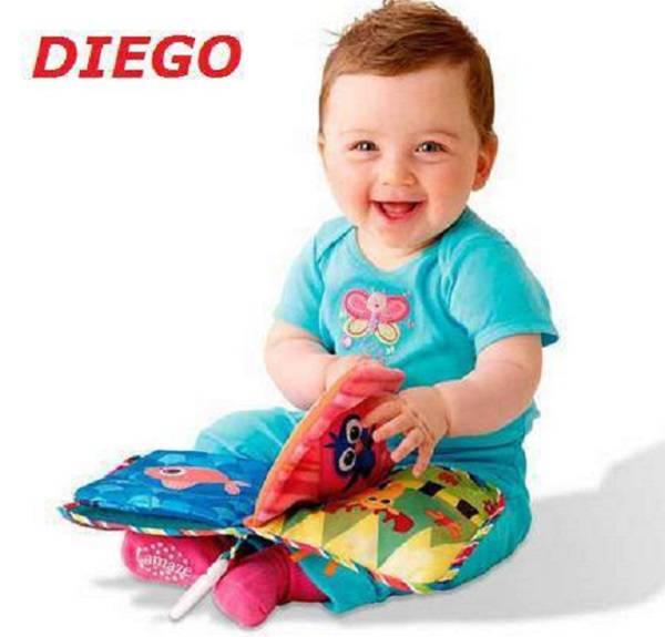Nomi, significati e onomastici: oggi si festeggia Diego