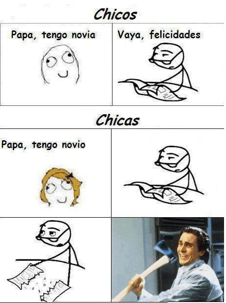 CHICOS Y CHICAS