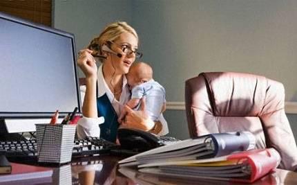 Mamme-lavoratrici