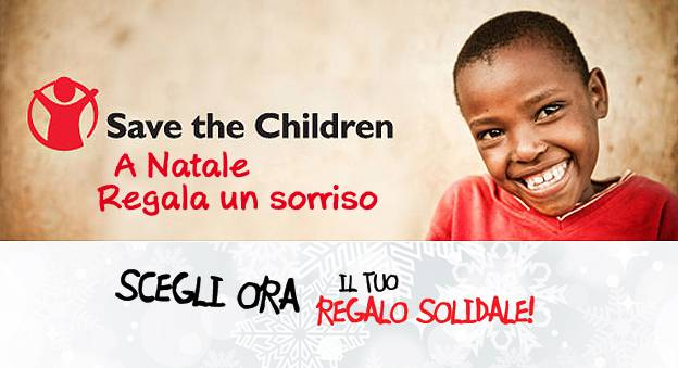 locandina save the children