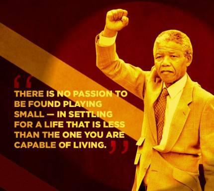 Nelson Mandela Le Frasi Più Significative Del Padre Del