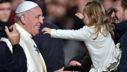 Un bambino e il papa 13