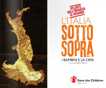 save the children il mondo sottosopra