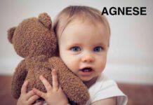 bambina nome agnese