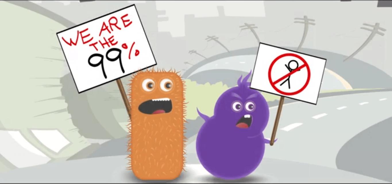 L'uomo è costituito da microbi e batteri? Lo Human Microbiome Project (Video)