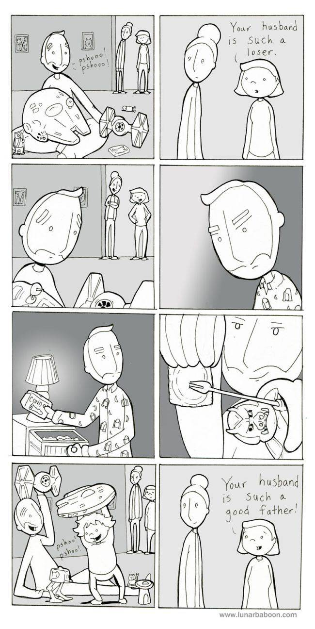 lunarbaboon loser