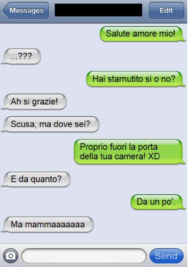 sms mamma