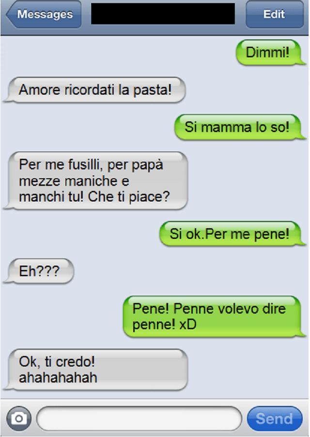 sms gusti pasta