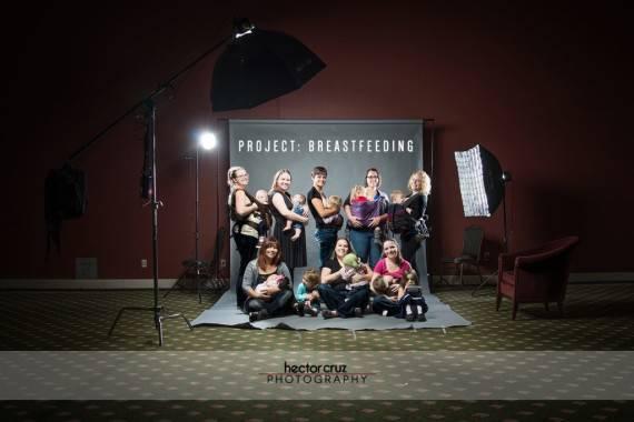 famiglie con madri che allattano