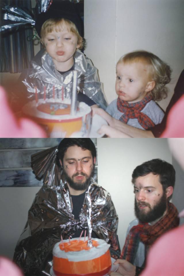 fratelli festa di compleanno