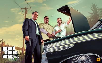 grand theft videogioco
