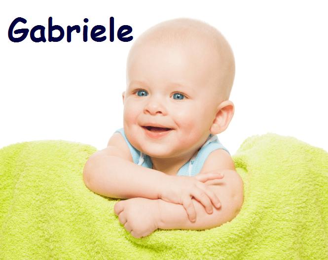 Nomi, significati, onomastici: oggi festeggiamo Gabriele