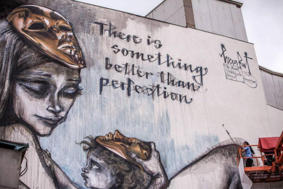 Murales Maternità