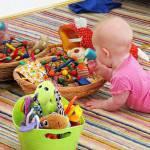 Bambini e gioco: 6 consigli per creare uno spazio dedicato