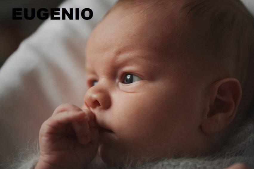 bambino nome eugenio