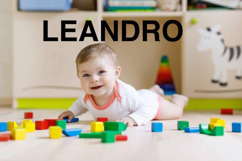 bambino nome leandro