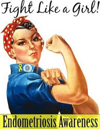 manifesto contro l'endometriosi