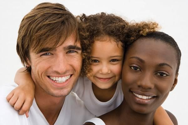 famiglia interculturale