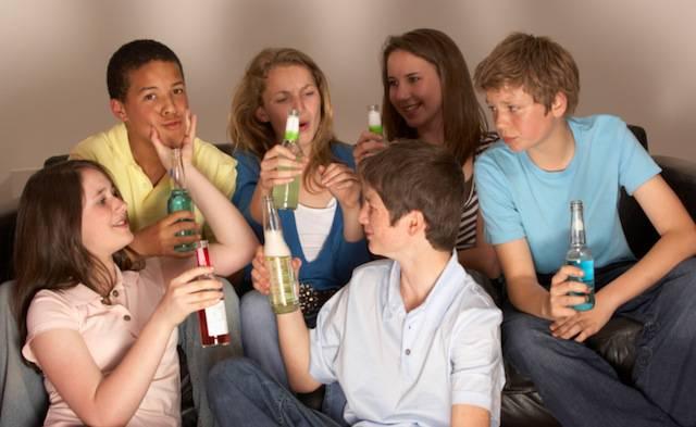 adolescenti alcol
