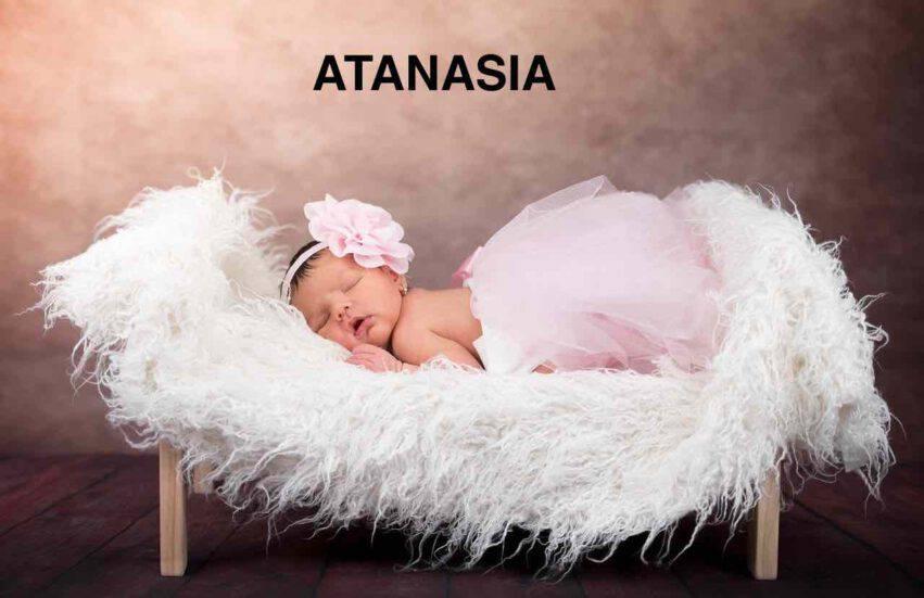 bambina nome atanasia