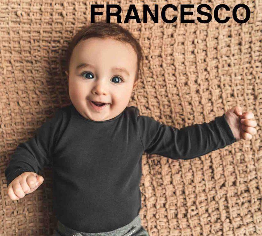 bambino nome francesco