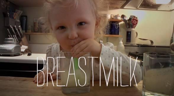 Nuovo documentario sull'allattamento che tiene conto anche dei papà (VIDEO)