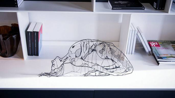 penna 3d disegno