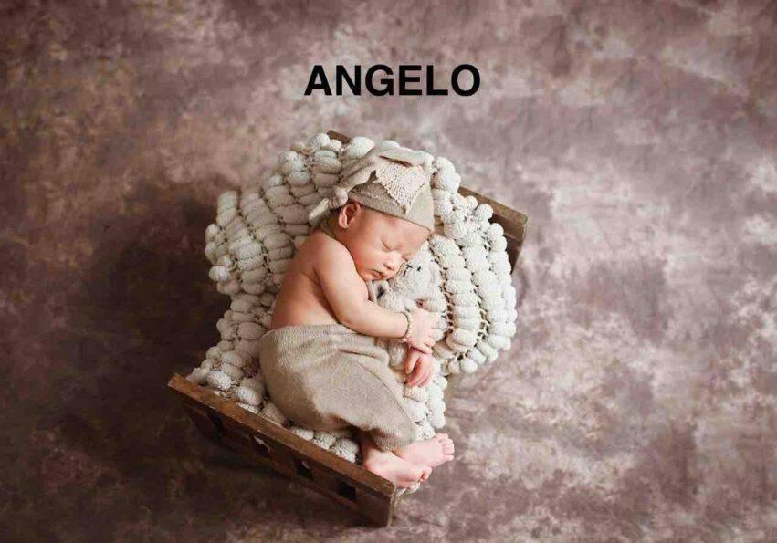 Bambino nome angelo