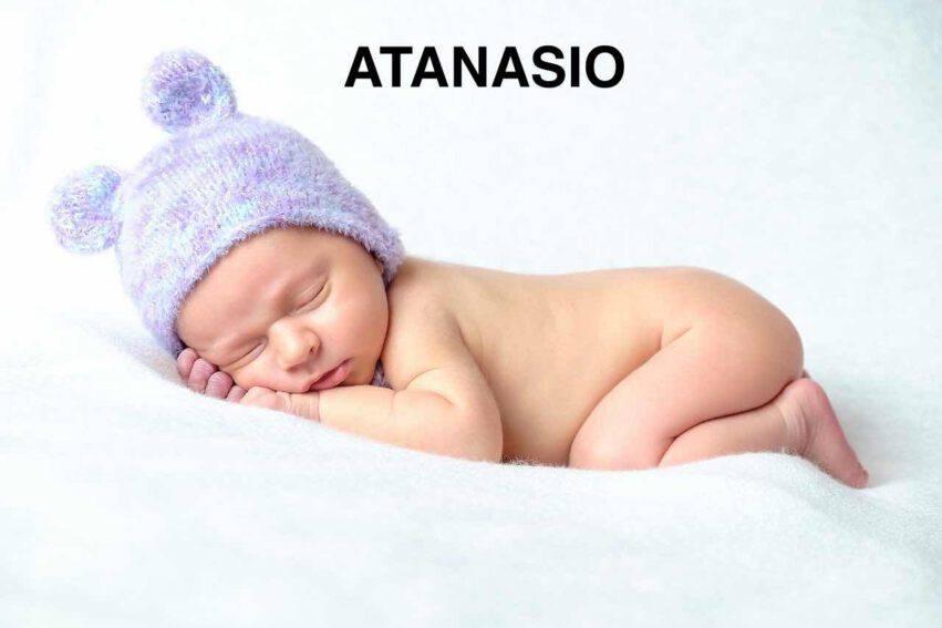 BAMBINO NOME ATANASIO