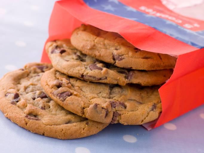 Confezioni di biscotti
