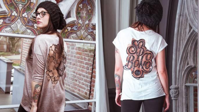 disegno 3d su maglietta