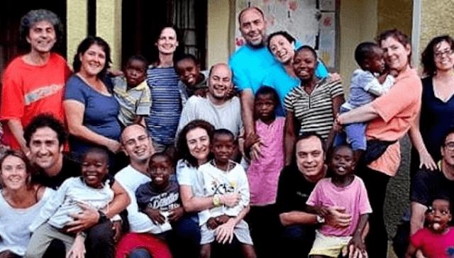 bambini adottati in congo